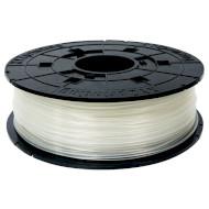 Пластиковый материал (филамент) для 3D принтера XYZPRINTING PLA 1.75mm Transparent White (RFPLCXEU00D)