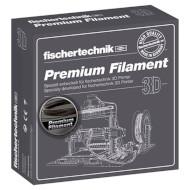 Пластиковый материал (филамент) для 3D принтера FISCHERTECHNIK PLA 1.75mm Black (539138)