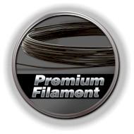 Пластиковый материал (филамент) для 3D принтера FISCHERTECHNIK PLA 1.75mm Black (539124)