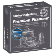Пластиковый материал (филамент) для 3D принтера FISCHERTECHNIK PLA 1.75mm Blue (539137)