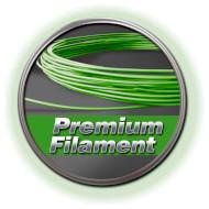 Пластиковый материал (филамент) для 3D принтера FISCHERTECHNIK PLA 1.75mm Green (539121)