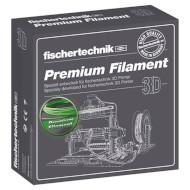 Пластиковый материал (филамент) для 3D принтера FISCHERTECHNIK PLA 1.75mm Green (539136)