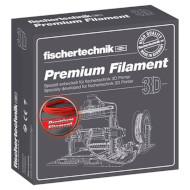 Пластиковый материал (филамент) для 3D принтера FISCHERTECHNIK PLA 1.75mm Red (539143)