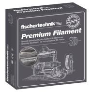 Пластиковый материал (филамент) для 3D принтера FISCHERTECHNIK PLA 1.75mm Silver (539141)