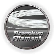 Пластиковый материал (филамент) для 3D принтера FISCHERTECHNIK PLA 1.75mm Transparent (539129)