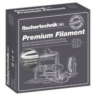 Пластиковый материал (филамент) для 3D принтера FISCHERTECHNIK PLA 1.75mm Transparent (539142)