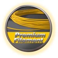 Пластиковый материал (филамент) для 3D принтера FISCHERTECHNIK PLA 1.75mm Yellow (539133)
