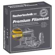 Пластиковый материал (филамент) для 3D принтера FISCHERTECHNIK PLA 1.75mm Yellow (539144)
