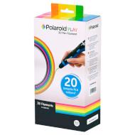 Пластиковый материал (филамент) для 3D принтера POLAROID PLA 1.75mm Multicolor (PL-2500-00)