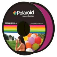 Пластиковий матеріал (філамент) для 3D принтера POLAROID PLA 1.75mm Transparent Purple (3D-FL-PL-8022-00)