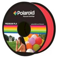 Пластиковый материал (филамент) для 3D принтера POLAROID PLA 1.75mm Transparent Red (3D-FL-PL-8019-00)