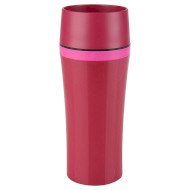 Термокружка TEFAL Travel Mug Fun Raspberry 0.36л (K3072114)
