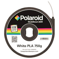Пластиковый материал (филамент) для 3D принтера POLAROID PLA 1.75mm White (3D-FL-PL-6008-00)
