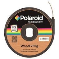 Пластиковий матеріал (філамент) для 3D принтера POLAROID PLA 1.75mm Wood (3D-FL-PL-6010-00)