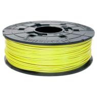 Пластиковый материал (филамент) для 3D принтера XYZPRINTING ABS 1.75mm Neon Yellow (RF10XXEU0DE)