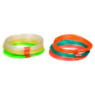 Пластиковый материал (филамент) для 3D принтера XYZPRINTING PLA 1.75mm Multicolor (RFPLDXTW00H)