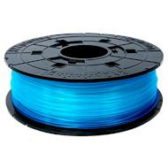 Пластиковый материал (филамент) для 3D принтера XYZPRINTING PLA 1.75mm Transparent Blue (RFPLCXEU05E)