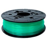 Пластиковый материал (филамент) для 3D принтера XYZPRINTING PLA 1.75mm Transparent Green (RFPLBXEU04A)