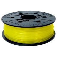 Пластиковый материал (филамент) для 3D принтера XYZPRINTING PLA 1.75mm Transparent Yellow (RFPLBXEU03B)