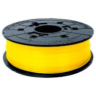 Пластиковый материал (филамент) для 3D принтера XYZPRINTING PLA 1.75mm Yellow (RFPLCXEU0EC)