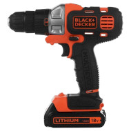 Шуруповёрт BLACK&DECKER MT218KB