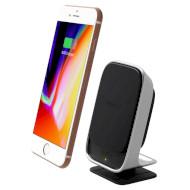 Автодержатель для смартфона с беспроводной зарядкой IOTTIE iTap Wireless Fast Charging Magnetic Car Mount (HLCRIO133)