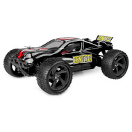 Радиоуправляемая машинка-трагги HIMOTO 1:18 Centro E18XT Brushed Black 4WD (E18XTB)
