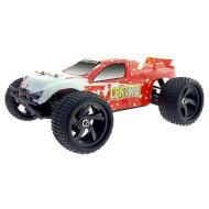 Радиоуправляемая машинка-трагги HIMOTO 1:18 Centro E18XT Brushed Red 4WD (E18XTR)