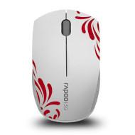 Мышь RAPOO 3300p White