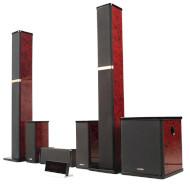 Акустическая система MICROLAB H-600 Red Wood