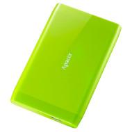 Портативный жёсткий диск APACER AC235 500GB USB3.1 Green (AP500GAC235G-1)