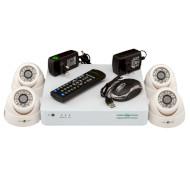 Комплект видеонаблюдения GREEN VISION GV-K-S12/04 (LP5524)