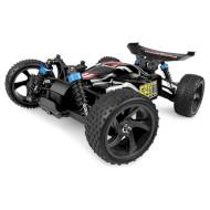 Радиоуправляемая машинка-багги HIMOTO 1:18 Spino E18XB Brushed Black 4WD