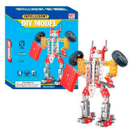 Конструктор SAME TOY Intelligent DIY Model трансформер 206дет. (WC68AUT)