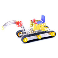 Конструктор SAME TOY Intelligent DIY Model кран 94дет. (58032UT)