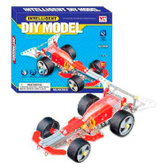 Конструктор SAME TOY Intelligent DIY Model болид 186дет. (WC38DUT)