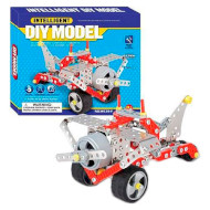 Конструктор SAME TOY Intelligent DIY Model самолёт 191дет. (WC38FUT)