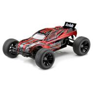 Радиоуправляемая машинка-трагги HIMOTO 1:10 Katana E10XT Brushed Red 4WD