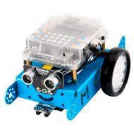 Робот-конструктор MAKEBLOCK mBot v1.1 BT Blue (09.00.53)