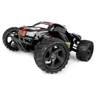 Радиоуправляемый джип HIMOTO 1:18 Mastadon E18MTL Brushless Black 4WD