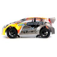 Радиоуправляемая машинка HIMOTO 1:10 RallyX E10XRL Brushless Gray 4WD (E10XRLG)