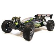 Радиоуправляемая машинка-багги HIMOTO 1:8 Shootout MegaE8XBL Brushless Green 4WD (MEGAE8XBLG)