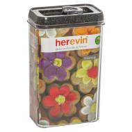 Ёмкость для сыпучих продуктов HEREVIN Luxor Granite 2.3л (161188-550)