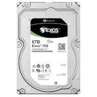 """Жёсткий диск 3.5"""" SEAGATE Exos 7E8 6TB SATA/256MB (ST6000NM0115)"""