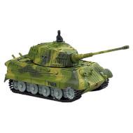 Радиоуправляемый танк GREAT WALL TOYS 1:72 King Tiger Green (GWT2203-1)