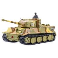 Радиоуправляемый танк GREAT WALL TOYS 1:72 Tiger Brown (GWT2117-2)