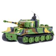 Радиоуправляемый танк GREAT WALL TOYS 1:72 Tiger Green (GWT2117-1)