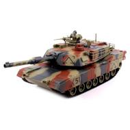 Радиоуправляемый танк HUANQI 1:24 M1A2 Abrams (HQ-781)