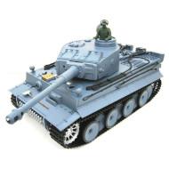 Радиоуправляемый танк HENG LONG 1:16 Tiger I Blue (HL3818-1)