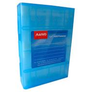 Контейнер для портативных жёстких дисков MAIWO KB03 Blue